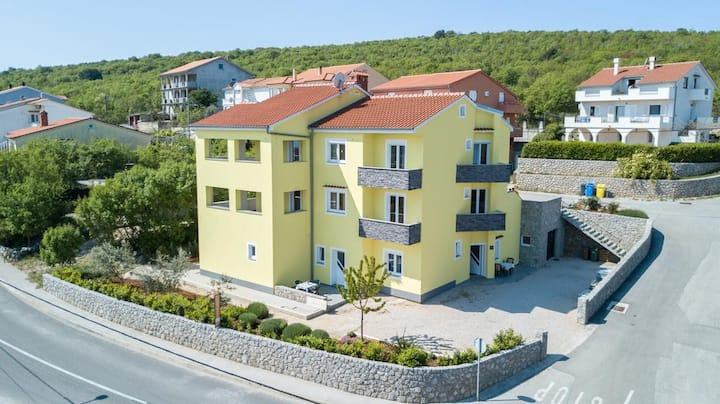 Modern 4 stars apartment Jana for 3 persons