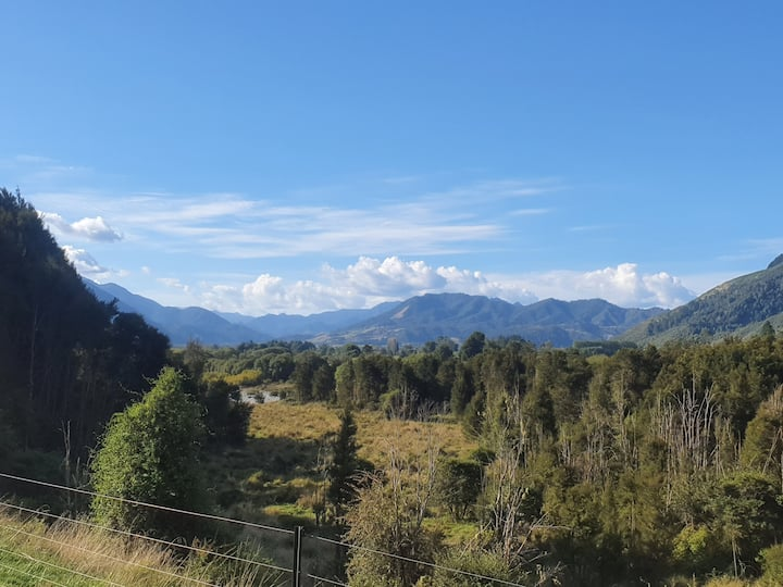 Matakitaki River View