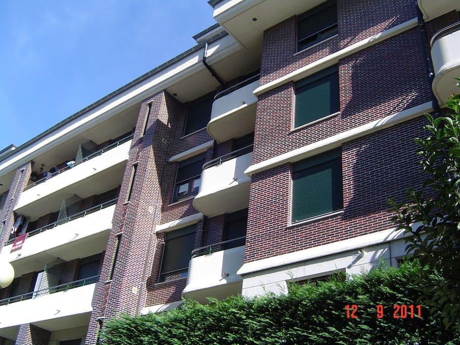 Habitación de matrimonio con terraza