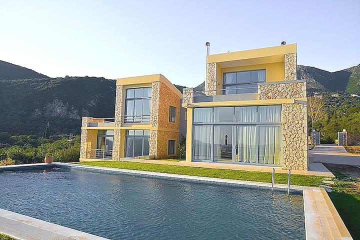 Villa Kastraki - Ipsos - Villa