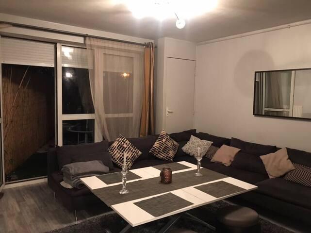 Sublime appartement 3 pièces entres Disney&Paris