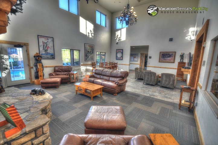 Bear Hollow Village - Clubhouse Main Area