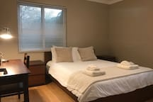 Awesome Room by St. John's Hospital (Room#2)