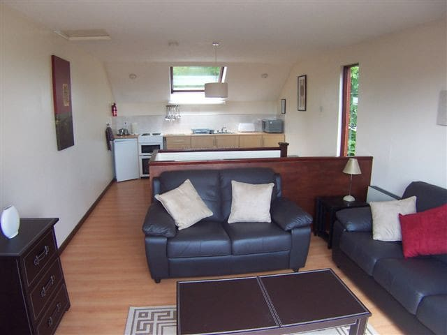 Lodge living, Llanteglos nr. Amroth, Pembrokeshire - Llanteg - Appartement