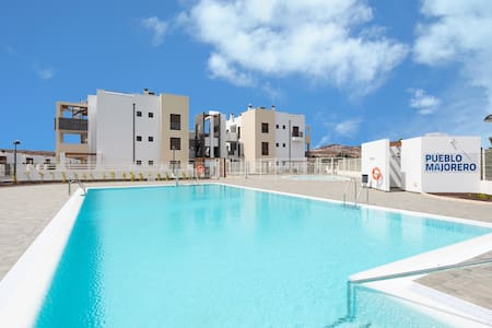Apartment in Luxury Residential with pool and terrace