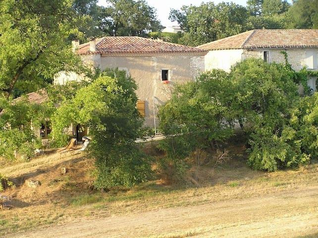 LA MAISON AU BORD DU LAC - Monfort - Dům
