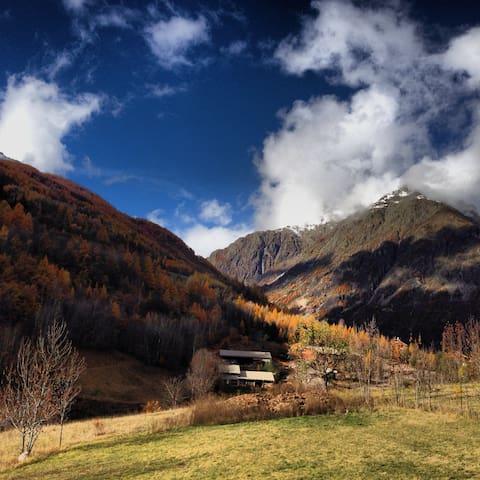 Appartement à la montagne - Pelvoux - Daire
