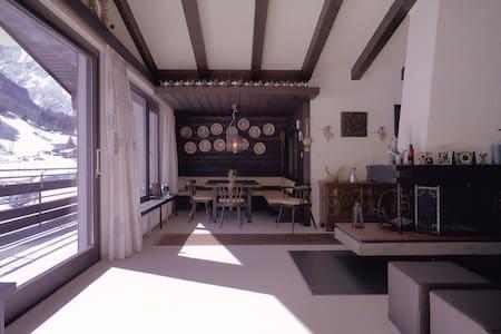 Apartement Dr Kinz im Brandnertal - Brand bei Bludenz - Apartment