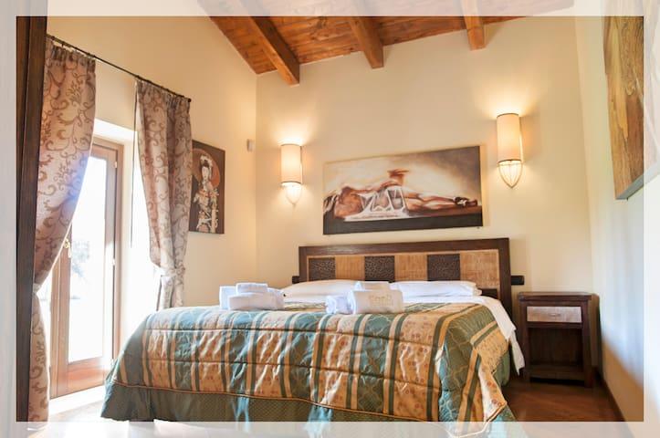 Residence Marrelli Home - Isola di Capo Rizzuto - Naturhytte