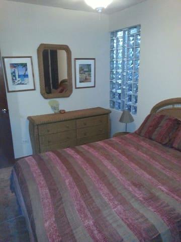 2nd comfortable bedroom.