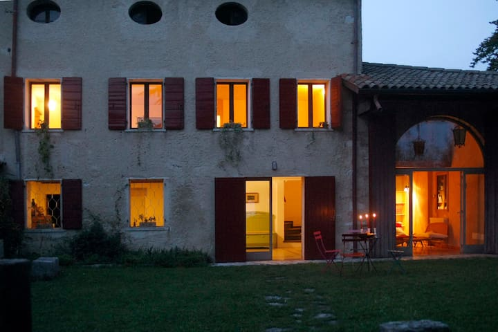 COUNTRY CHARME AMONG ASOLO HILLS - Crespano del Grappa - House