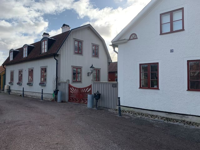 Guest house in the most popular part of Söderk.