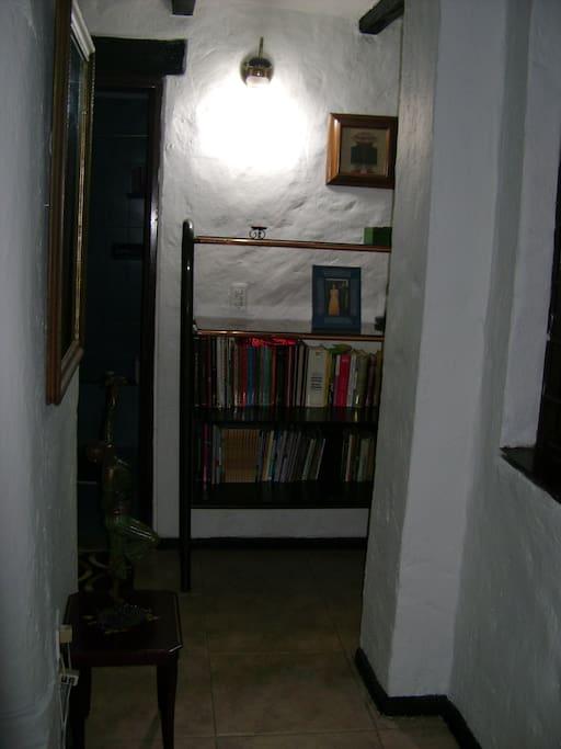 pasillo de habitacion