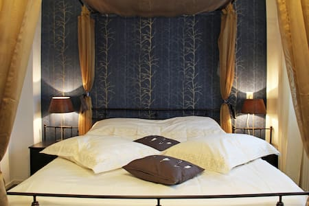 B&B De Duinkant Romantische kamer - Drunen - Bed & Breakfast