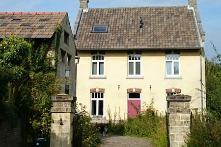 Lovely farmhouse with a great view - Valkenburg - Muu