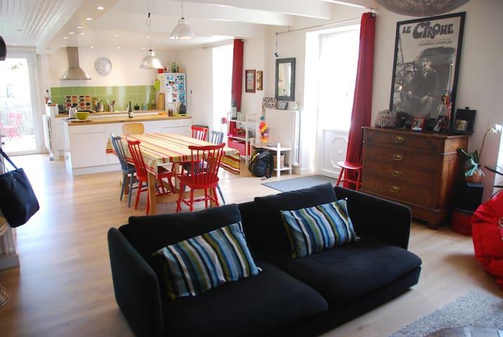 Charmante maison de pays proche des criques - Moëlan-sur-Mer - Vacation home