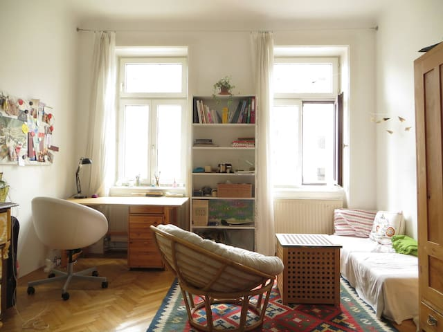 Beautiful room close to the center :) - Vienna