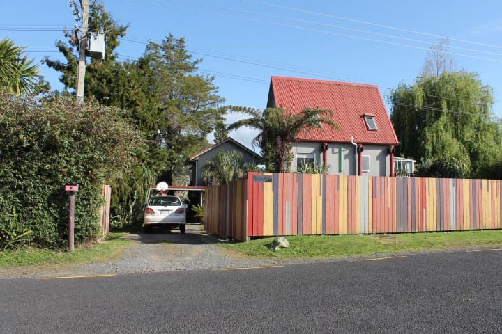 Beach cottage in Cooks Beach - Cooks Beach - Bed & Breakfast