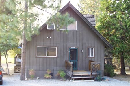 Cabin in the Pines near Yosemite - Groveland - Srub