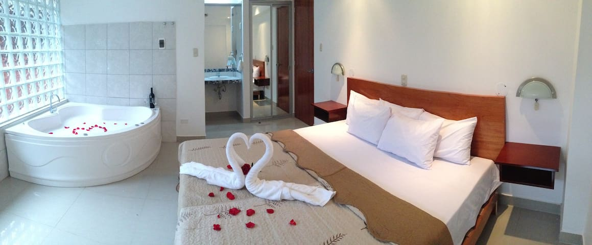 SUITE MATRIMONIAL - Aguas Calientes - Appartement