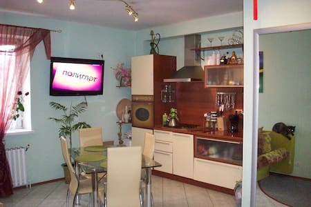 Cozy room in the center of the city - Khanty-Mansiyskiy - Appartement