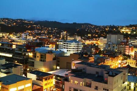 City CBD Mordern Room - Best Location - Wellington - Wohnung