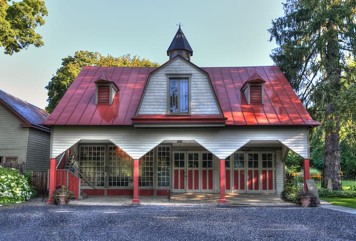 The Rhinebeck Carriage House