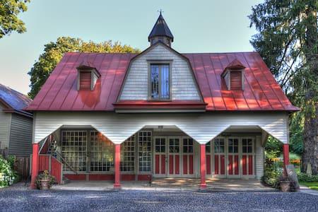 The Rhinebeck Carriage House - Rhinebeck - Casa