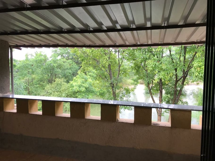 Enclosed Balcony of Master Bedroom 1