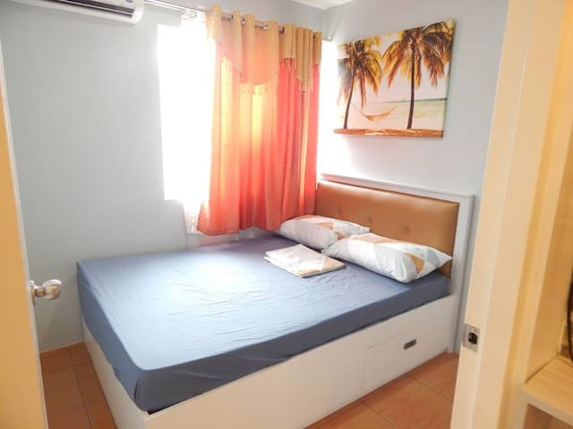 JASMEER'S PLACE UNIT 1311 SAN REMO OASIS CEBU CITY