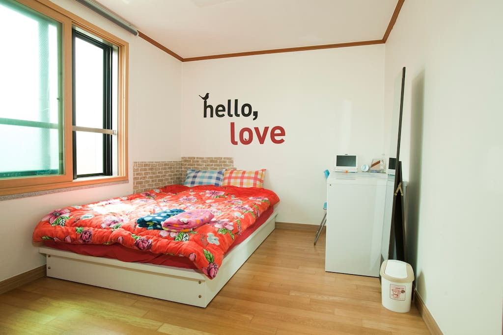 Itaewon Private Room Modern apt