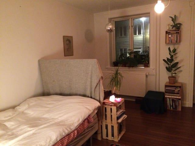 Room in quiet area - cool part of copenhagen. - Copenhagen - Apartemen