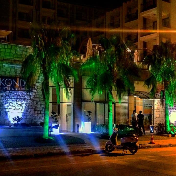 Ada Manzaralı Kiralık Otel Odası