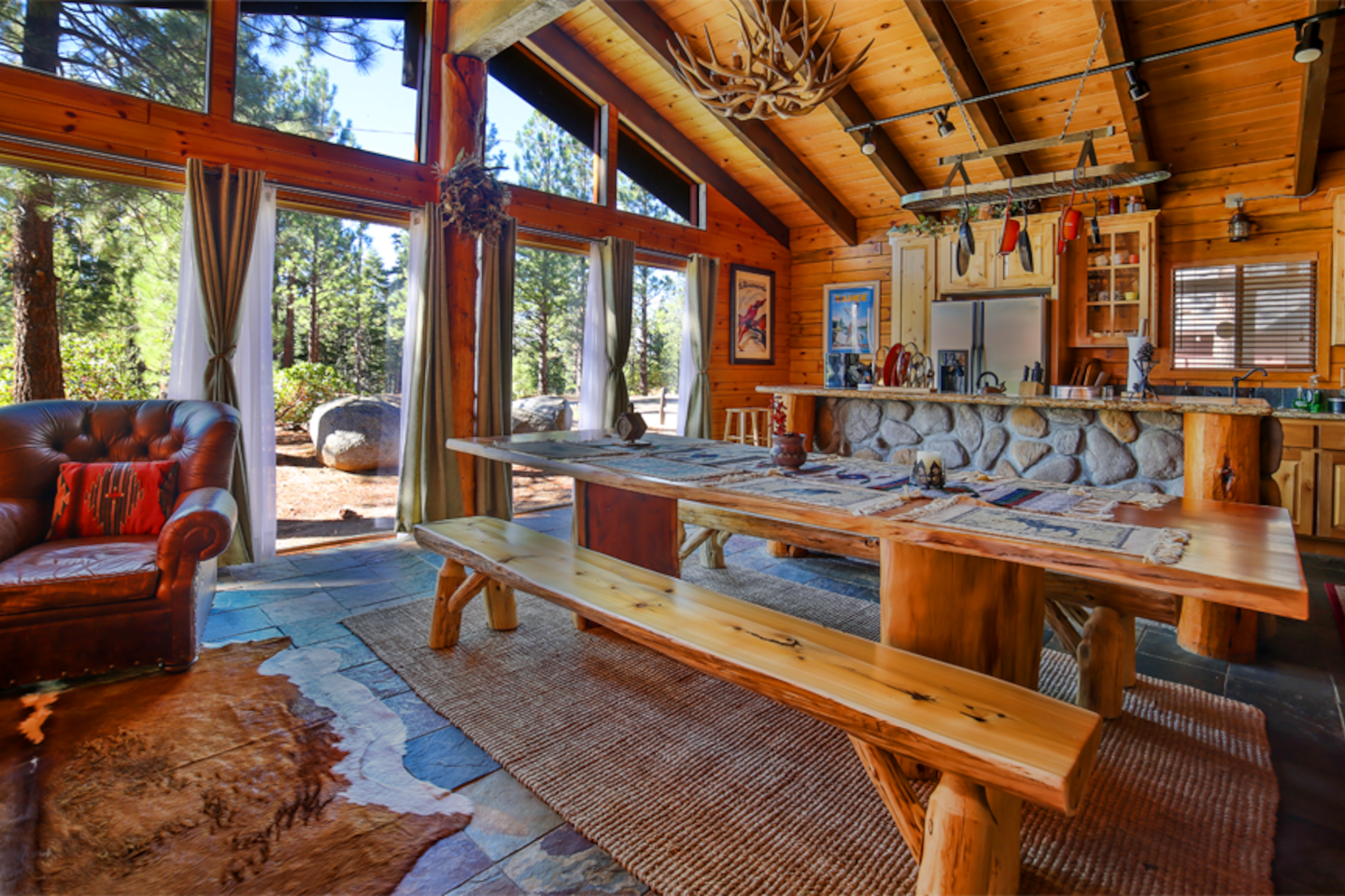 The Lake Tahoe Chalet Airbnb