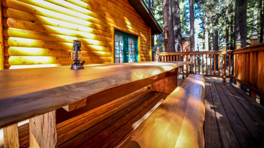 The Lake Tahoe Chalet