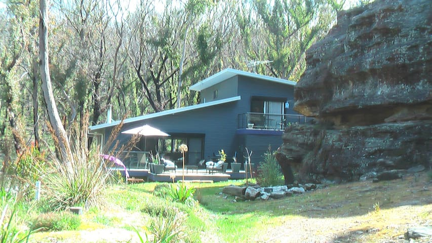 Blue Mountains Eco Solar House  - Mount Victoria - House