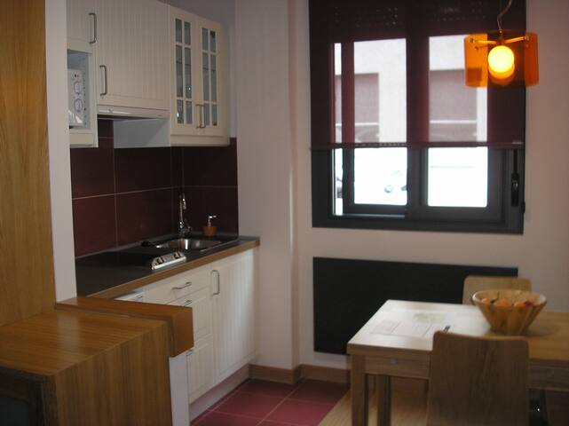 cosy studios in Candas - Carreño - Appartement