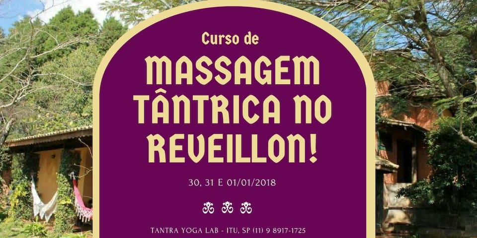 Retiro Tantra Yoga LAB
