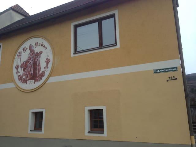 Urlaub bei seppi - Wösendorf in der Wachau - Casa