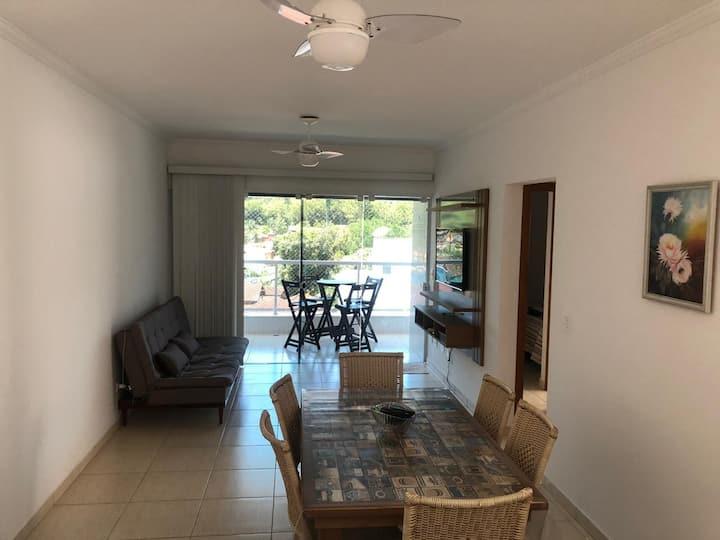Conforto e Vista para o Mar Ubatuba - Home Office