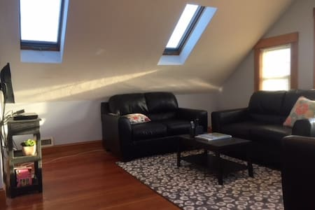 1 BR apartment /private entry