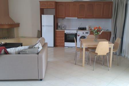 Nice & cosy flat in Corfu Greece - Lefkimmi - Lejlighed