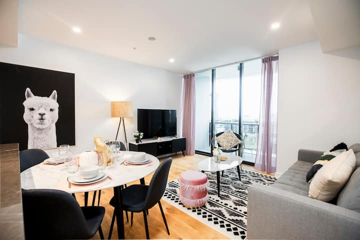 💐Gorgeous City 2BR@SouthBank Parking&Pool💐