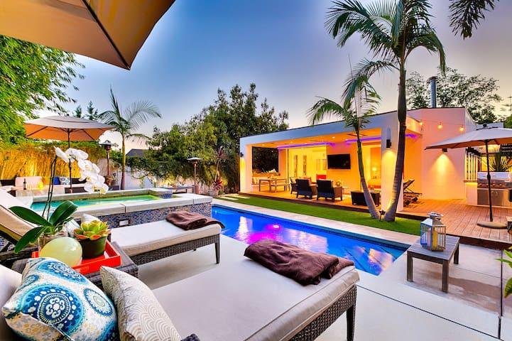 Hollywood Hills Sanctuary