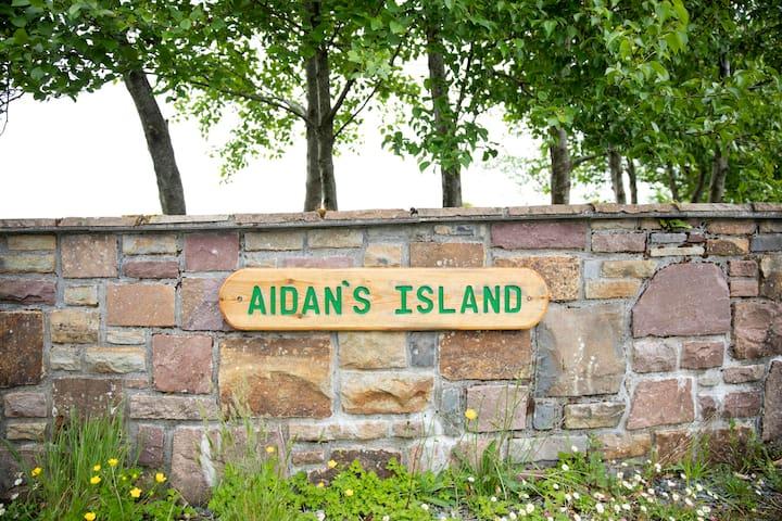 Aidans Island - Villas for Rent in Westport, County Mayo, Ireland