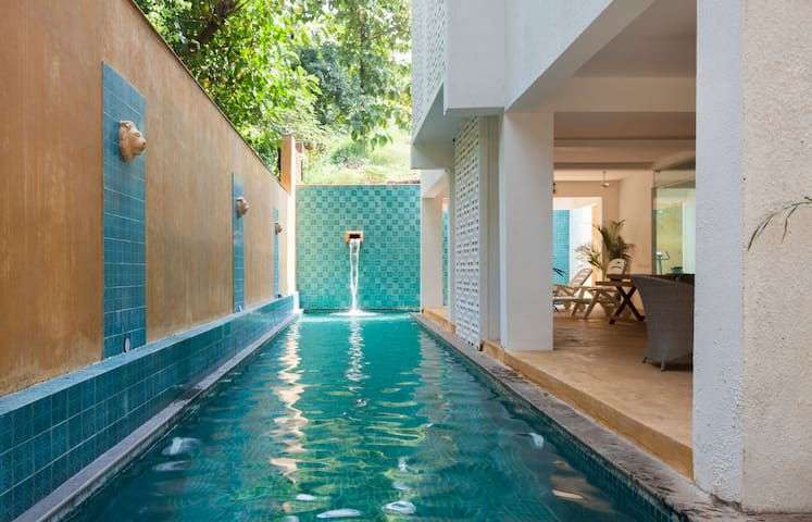 Beautiful Home in Goa Apartment # 6 - Reis Magos - Pis