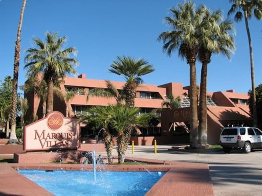 Palm Springs Ca Luxury Condo 2 Bdrm Villas For Rent In Palm Springs California United States