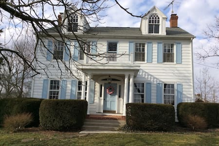 Beautiful Historic Home Near Gettysburg