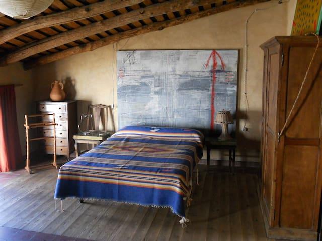 Habitación privada con baño - Galaroza - House