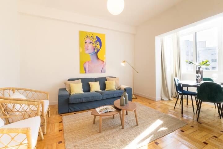 Radiant Apartment in Santiago Bernabeu by Allô Housing